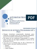 Clase 05-2011-Contralador Logico Programable