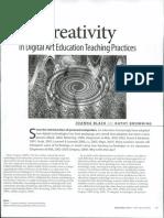 Creativity in Digital Art Education.pdf