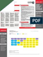LX 2017 Licenciatura en Mercadotecnia Plan de Estudios