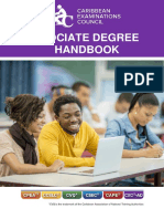 CXC AD Handbook Revised October 2018 Effective 2019