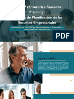 Los ERP (Enterprise Resource Planning)