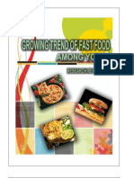 Project Fastfood