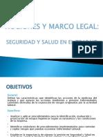 Nociones y Normatividad Marco Legal Med Prev y Del Trab Sept 2019
