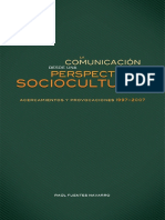 La Comunicación Desde Una Perspectiva Sociocultural