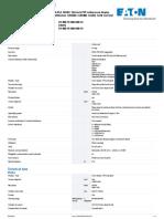 Eaton data sheet