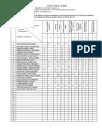 Lista de Cotejo Presentsciones Graficas 2o18