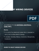 wiring devices