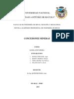 CONCECION MINERA COREEGIDOO