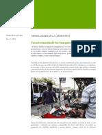 Senegaleses en La Argentina