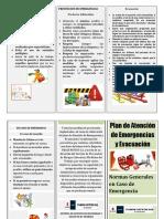 FOLLETO NORMAS GENERALES EN CASO DE UNA EMERGENCIA.docx