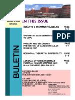 Bulletin Penawar Hsajb Volume 2.2018(1)