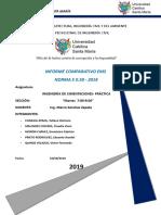 INFORME COMPARATIVO EMSv2