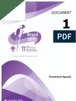 WSYF Doc 1 WEB Provisional Agenda En