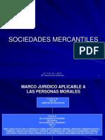 SOCIEDADES MERCANTILES LGSM