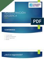 Administración Logística - Sesion 09