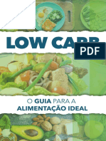 O Guia Da Dieta Low Carb