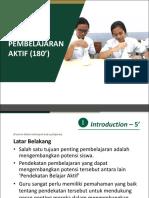 Unit 1 Pembelajaran Aktif Modifikasi Mhs