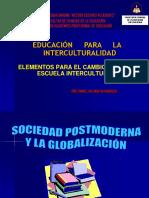 Educación para la interculturalidad