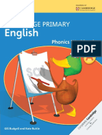 Cambridge Primary English Phonics Workbook A_public