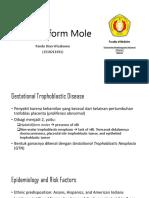 GTD and Cesarean Pandu RPS