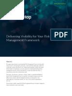 ExtraHop Visibility Risk Management Framework Whitepaper