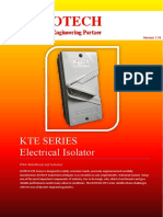 ISOTECH KTE Isolator Catalog Ver.01.20161229201642129PM