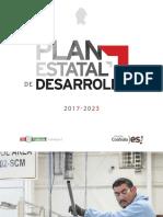 Plan Estatal Desarrollo Baja