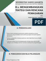 Presentasi ke-1_Bab 2_Mengembangkan Strategi dan Rencana Pemasaran_Ghulam Fathul Amri_2019610001.pdf
