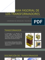 DIAGRAMA FASORIAL DE LOS TRANSFORMADORES.pptx