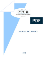 Manual Do Aluno Rede Ftc 2019