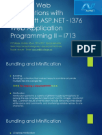 ASP.net Core - 14 - Bundling