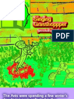 Singing Grasshopper - Volume 74 Dated 21-11-2010