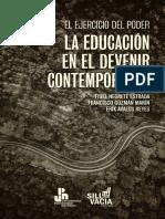 El Ejercicio del Poder. La Educación en el Devenir Contemporáneo