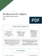 Evaluacion Religion Mapas Conceptuales Tercer Periodo 5