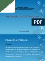 Educación a Distancia Martha O.