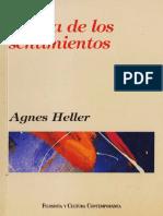 Agnes Heller - Teoría de los sentimientos-Ediciones Coyoacán (1999)