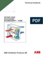 Heat Wheel Technical Handbook