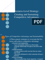 5. Business Level Strategy.ppt