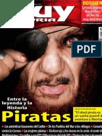 Muy Historia - 012 - Julio 2007 - Piratas, Entre La Leyenda y La Historia