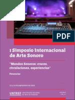 I Simposio Internacional Arte Sonoro Ponencias.pdf