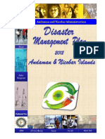 A&N Islands Disaster Management Plan 2012