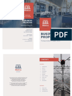 Transportation Business Proposal