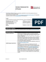 Bristol Phd Accounting Finance