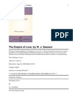 The Empire of Love