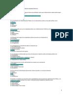 Derecho Administrativo - Preguntero Completo