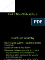 unit 7 non-state actors_2.ppt