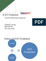 CRM ICICI Prudential