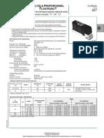 Valvula Proporcional Flowtronic Asco