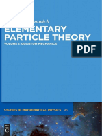 `elementary particle theory