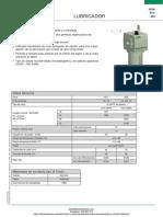 Lubricador Numatics Serie 651-652